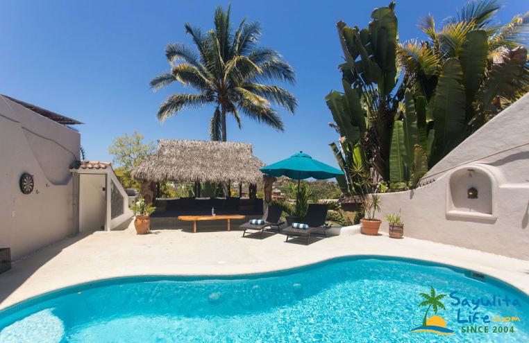 Casa Nicoya 3 Bedroom Vacation Rental in Sayulita Mexico