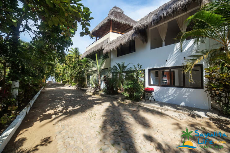 Casa Silvana Vacation Rental in Sayulita Mexico