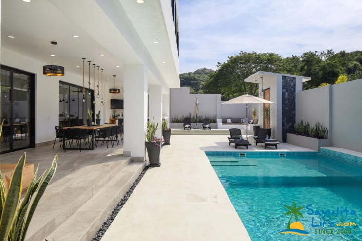 Casa Sol Maya Vacation Rental in Sayulita Mexico