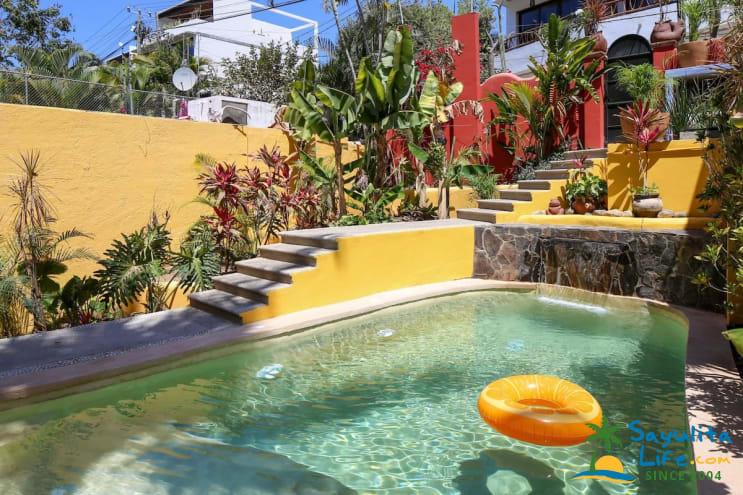 Casa Duende Palapa Unit Vacation Rental in Sayulita Mexico