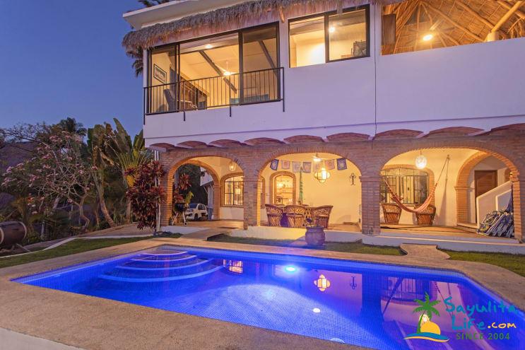 Casa Tecolote Vacation Rental in Sayulita Mexico