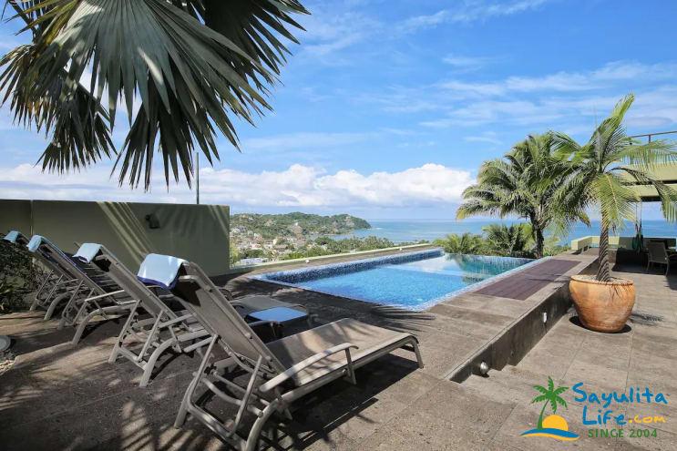 Casa Brava 2 Bedroom Vacation Rental in Sayulita Mexico