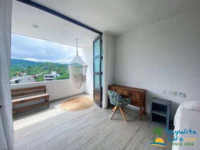 Casa Fenix Suite 5 Vacation Rental in Sayulita Mexico