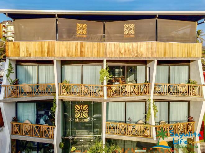 Ximena Hotel Boutique Vacation Rental in Sayulita Mexico