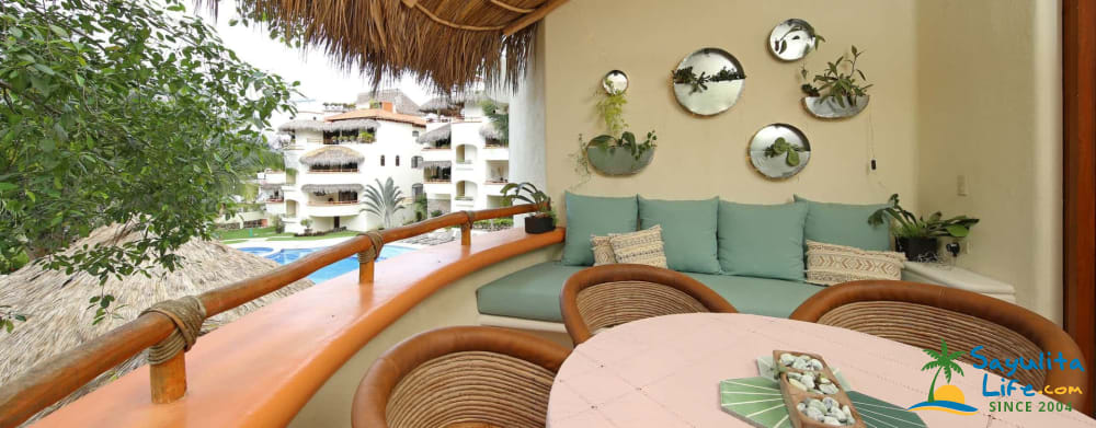 Villa Tranquila At Los Almendros Vacation Rental in Sayulita Mexico