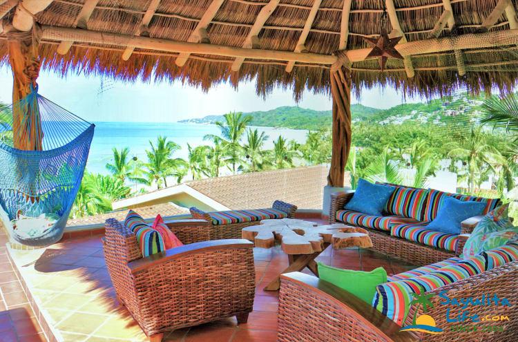 Villa Cuatro Monos Vacation Rental in Sayulita Mexico