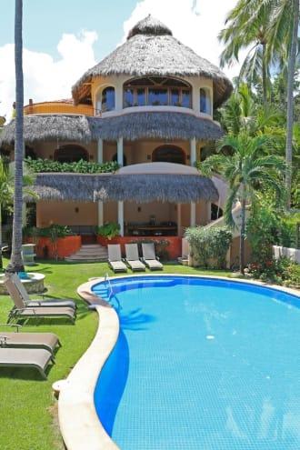 Pavo Real Vacation Rental in Sayulita Mexico