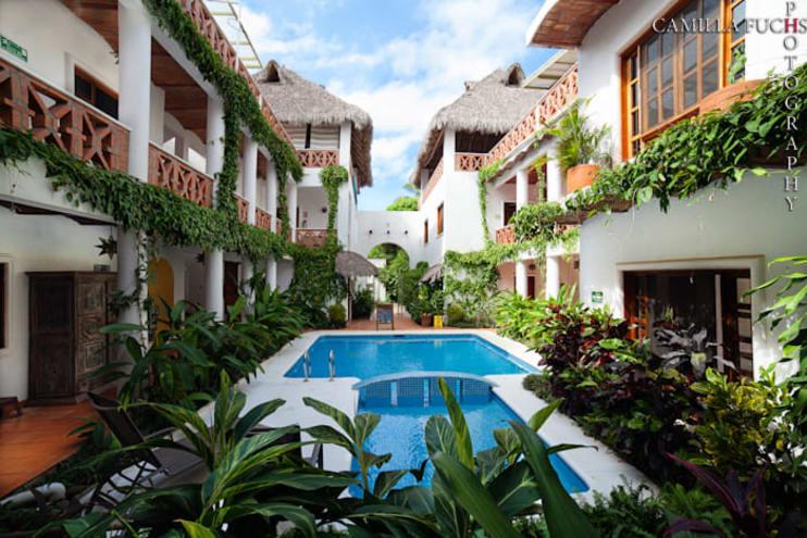 Hotelito Los Suenos Vacation Rental in Sayulita Mexico
