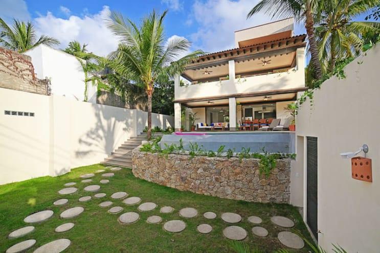 Casa Kelmar Vacation Rental in Sayulita Mexico