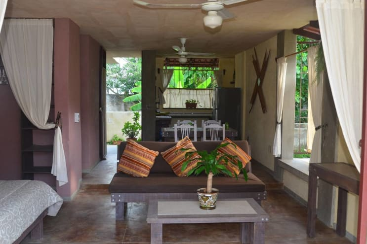 Tau Kie Lofts - Daily, Weekly & Monthly Vacation Rental in Sayulita Mexico