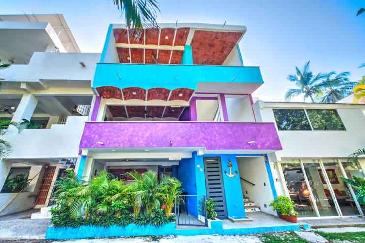 Casa Canelo Vacation Rental in Sayulita Mexico