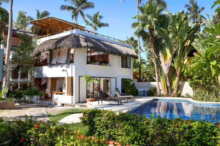 La Promesa Vacation Rental in Sayulita Mexico