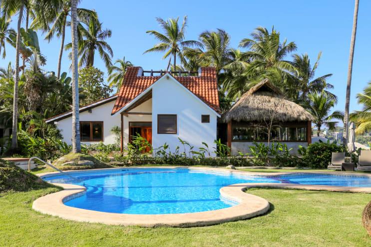 Casa Mirlo (Previously Casa Carrollena) Vacation Rental in Sayulita Mexico