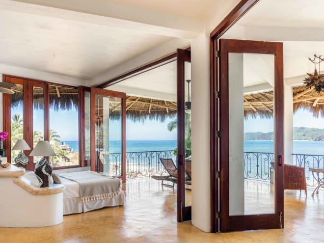 Villa Amor 1 Bedroom Villas Vacation Rental in Sayulita Mexico