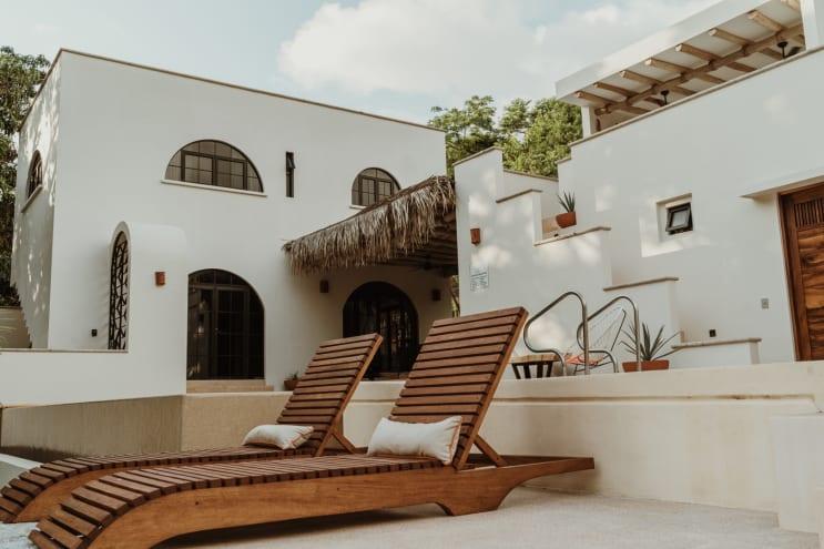Casa Mango Vacation Rental in Sayulita Mexico