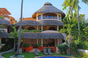 Pavo Real Vacation Rental in Sayulita Mexico