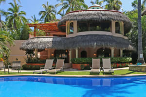 Casa Alegria At Las Hamacas Vacation Rental in Sayulita Mexico