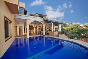 Casa Mariluna Vacation Rental in Sayulita Mexico