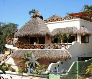 Casa De Las Palmas Vacation Rental in Sayulita Mexico