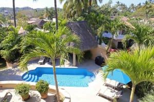 Casa Azul Vacation Rental in Sayulita Mexico