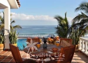 Casa Serena Vacation Rental in Sayulita Mexico