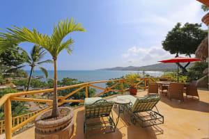 Villa Romantica Vacation Rental in Sayulita Mexico