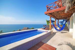 Villa Canario At Pajaro De Fuego Vacation Rental in Sayulita Mexico