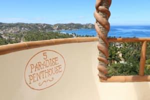 Paradise Penthouse At Casitas Sayulita Vacation Rental in Sayulita Mexico