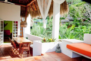 Artist's House Vacation Rental in Sayulita Mexico