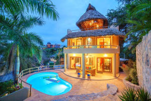 Villa Dulce Vida Vacation Rental in Sayulita Mexico