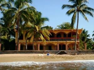 Casa Fortuna In La Penita Vacation Rental in Sayulita Mexico