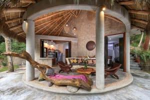 Casa Tambores Vacation Rental in Sayulita Mexico