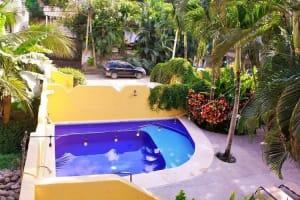 Casita Naranja At La Villa Buena Vida Vacation Rental in Sayulita Mexico