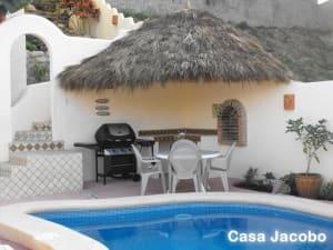 Villa Pina At Casa Jacobo Vacation Rental in Sayulita Mexico