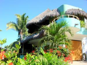 Casa Coco Lower Studio Vacation Rental in Sayulita Mexico