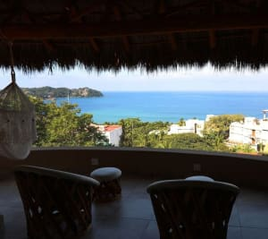 Villa Girasol At Colibri Vacation Rental in Sayulita Mexico