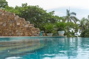 Garden View At Anjali Casa Divina Vacation Rental in Sayulita Mexico