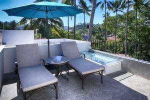 Villa Robalo Penthouse Vacation Rental in Sayulita Mexico