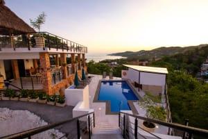 Sayulita Master Suite At Hotel Paraiso Vacation Rental in Sayulita Mexico