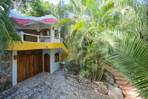Casa Catrina Casita Vacation Rental in Sayulita Mexico