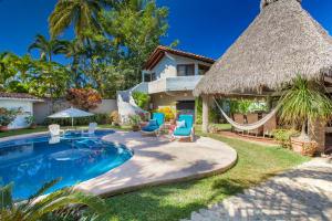 Casa Norte Estate Vacation Rental in Sayulita Mexico