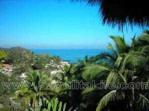 Casa Sandia Upper Level Vacation Rental in Sayulita Mexico