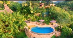 Casa Carricitos Estate Vacation Rental in Sayulita Mexico