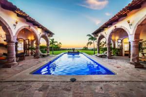 Hacienda Antigua 5BR Vacation Rental in Sayulita Mexico