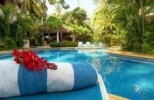 Casablanca Beach Front Hotel Suite C Vacation Rental in Sayulita Mexico