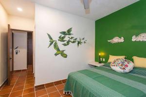 Parrot Suite At Casa Vive Tu Vida Vacation Rental in Sayulita Mexico