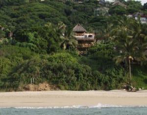 Casa Puesta Del Sol Vacation Rental in Sayulita Mexico