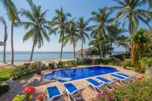 Casa De Las Abuelas - In Punta Del Burro's Surfing Area Vacation Rental in Sayulita Mexico