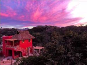 Casa Pajaro At El Oasis Sayulita Vacation Rental in Sayulita Mexico