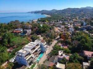 Casa Celeste Vacation Rental in Sayulita Mexico